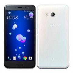 【SIMロック解除済】Softbank HTC U11 601HT  Ice White  64GB