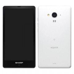 AQUOS SH-RM02 White【楽天版】