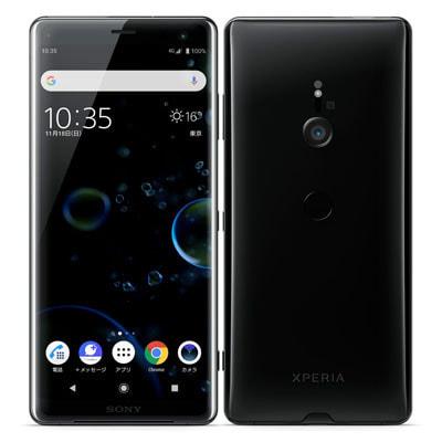 イオシス|SoftBank Xperia XZ3  801SO Black