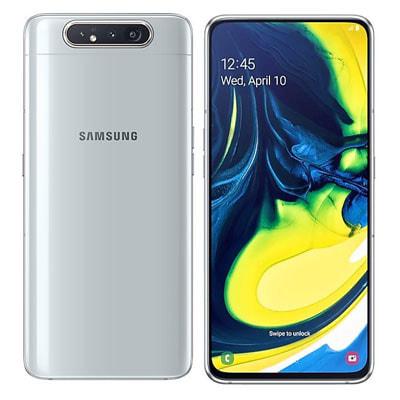 イオシス|Samsung Galaxy A80 Dual-SIM SM-A8050 【8GB 128GB Ghost White 海外版 SIMフリー】