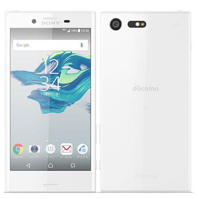 イオシス 【SIMロック解除済】docomo Xperia X Compact SO-02J White