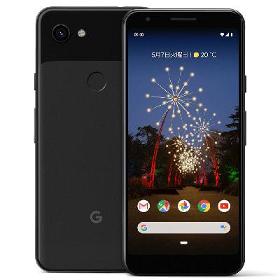 イオシス 【SIMロック解除済】SoftBank Google Pixel3a XL G020D【Just Black 64GB]