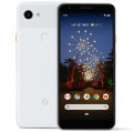 【SIMロック解除済】SoftBank Google Pixel3a XL G020D 【Clearly White 64GB]