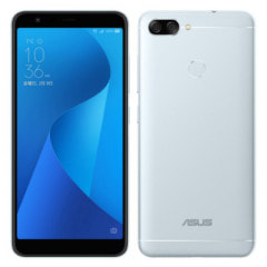 ASUS Zenfone Max Plus M1 Dual-SIM ZB570TL 32GB アズールシルバー【国内版 SIMフリー】