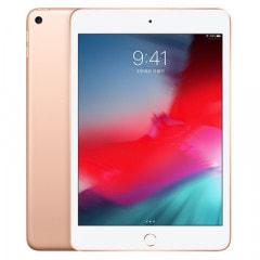【SIMロック解除済】【第5世代】au iPad mini5 Wi-Fi+Cellular 64GB ゴールド MUX72J/A A2124