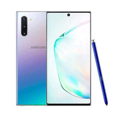 イオシス|Samsung Galaxy Note10 Dual-SIM SM-N9700【Aura Glow 8GB 256GB 香港版 SIMフリー】