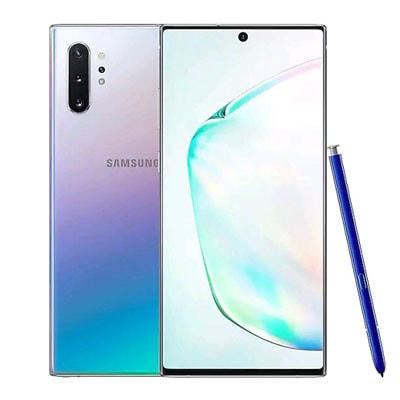 イオシス|Samsung Galaxy Note10+ (Plus) Dual-SIM SM-N9750【Aura Glow 12GB 512GB 香港版 SIMフリー】