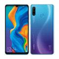 【SIMロック解除済】au Huawei P30 lite Premium HWV33 Peacock Blue