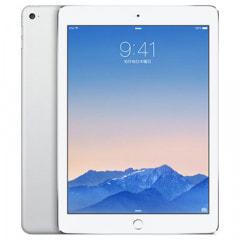 【第2世代】iPad Air2 Wi-Fi+Cellular 64GB シルバー MGHY2J/A A1567【国内版SIMフリー】