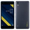 【SIMロック解除済】au Qua phone QZ KYV44 インディゴ