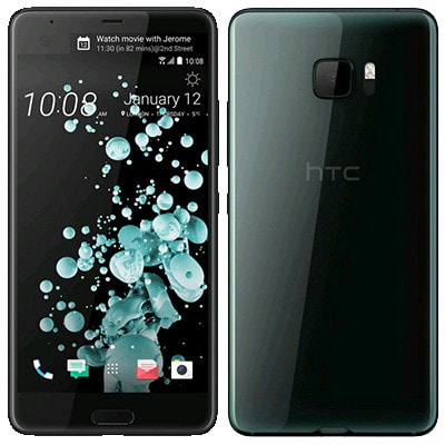 イオシス|HTC U Ultra U-1u Dual-SIM Black Oil 64GB  [海外版SIMフリー]