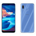 Galaxy A30 SCV43 (SCV43SLV) ブルー【J:COM版 SIMFREE】