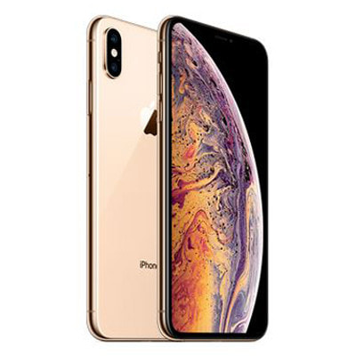 イオシス|【SIMロック解除済】docomo iPhoneXS Max A2102 (MT6T2J/A) 64GB  ゴールド