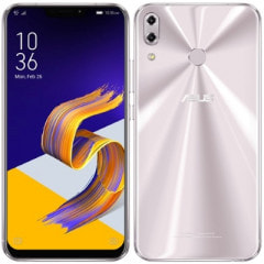 ASUS Zenfone5 (2018) Dual-SIM ZE620KL  【Meteor Silver 64GB 楽天版 SIMフリー】