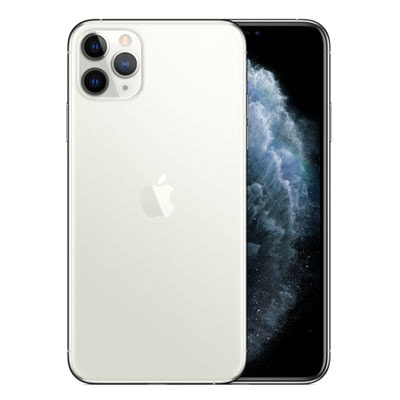 イオシス|iPhone11 Pro Max Dual-SIM 256GB シルバー MWF22ZA/A A2220【香港版 SIMフリー】