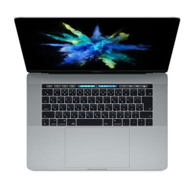 イオシス MacBook Pro 15インチ MPTR2J/A Mid 2017 スペースグレイ【Core i7(2.8GHz)/16GB/256GB SSD】