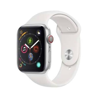 イオシス|Apple Watch Series4 GPS + Cellularモデル 44mm MTVR2J/A 【ホワイトスポーツバンド】