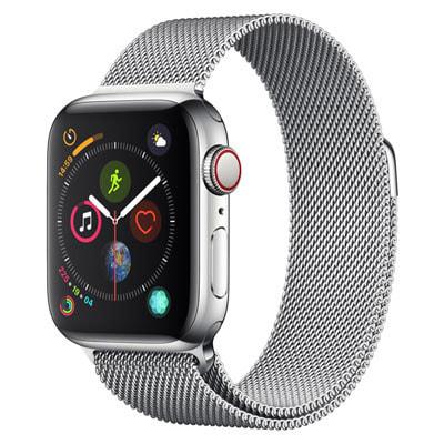 イオシス|Apple Watch Series4 GPS + Cellularモデル 40mm MTVK2J/A 【ミラネーゼループ】