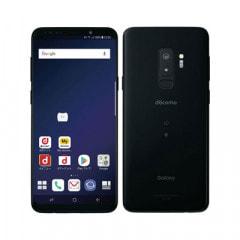 【SIMロック解除済】【ネットワーク利用制限▲】docomo Galaxy S9+ (Plus) SC-03K Midnight Black