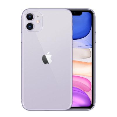 イオシス|iPhone11 64GB A2221 (MWLX2J/A) パープル【国内版 SIMフリー】