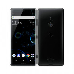 SoftBank Xperia XZ3  801SO Black