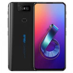 ASUS Zenfone6(2019) Dual-SIM ZS630KL-BK128S6 【6GB 128GB Black 国内版 SIMフリー】