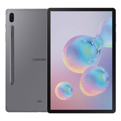イオシス|Samsung Galaxy Tab S6 LTE 10.5 SM-T865【Mountain Gray 8GB 256GB 海外版 SIMフリー】