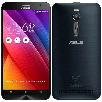 イオシス|ASUS ZenFone2 (ZE551ML) 16GB Black 【RAM2GB 国内版 SIMフリー】