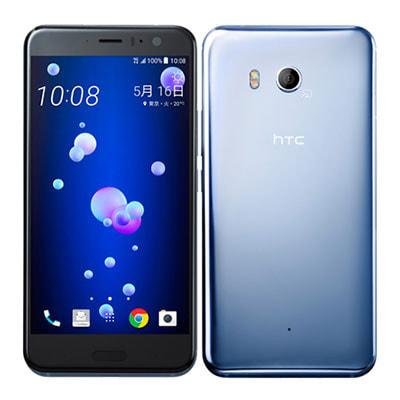 イオシス 【SIMロック解除済】Softbank HTC U11 601HT  Amazing Silver  64GB