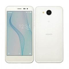 SoftBank AQUOS ea 606SH ホワイト