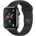 Apple Watch Series4 GPS + Cellularモデル 44mm NTX22J/A [ブラックスポーツバンド]