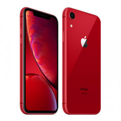 【SIMロック解除済】SoftBank iPhoneXR A2106 (MT062J/A) 64GB  レッド