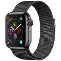 Apple Watch Series4 GPS + Cellularモデル 40mm MTVM2J/A 【スペースブラックステンレススチール/スペースブラックミラネーゼループ】