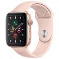 Apple Watch Series5 44mm GPSモデル MWVE2J/A A2093【ゴールドアルミニウムケース/ピンクサンドスポーツバンド】