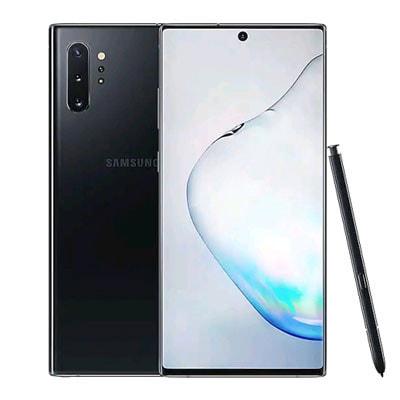 イオシス|Samsung Galaxy Note10 Plus Dual-SIM SM-N9750【Aura Black 12GB 512GB 香港版 SIMフリー】
