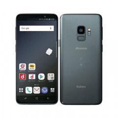 【SIMロック解除済】docomo Galaxy S9 SC-02K Titanium Gray