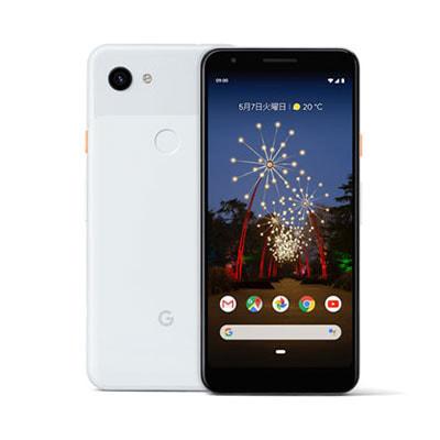 イオシス|【SIMロック解除済】docomo Google Pixel3a G020H [Clearly White 64GB]