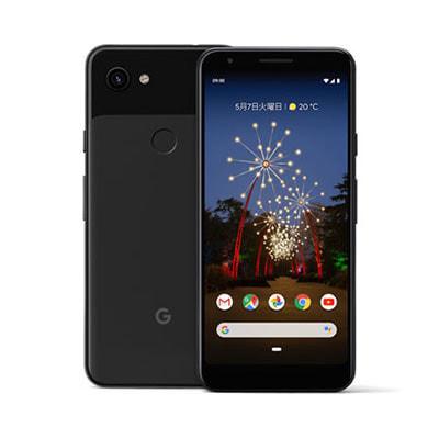 イオシス|【SIMロック解除済】【ネットワーク利用制限▲】Softbank Google Pixel3a G020H [Just Black 64GB]