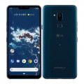 【ネットワーク利用制限▲】Y!mobile android one X5 ニューモロッカンブルー