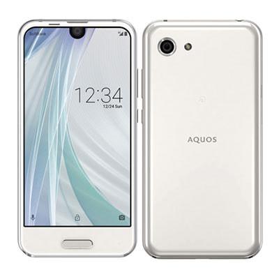 イオシス|【ネットワーク利用制限▲】Softbank AQUOS R compact 701SH ムーンホワイト