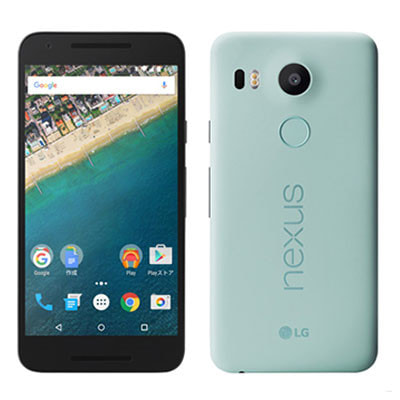イオシス|Y!mobile Nexus5X LG-H791 32GB ICE