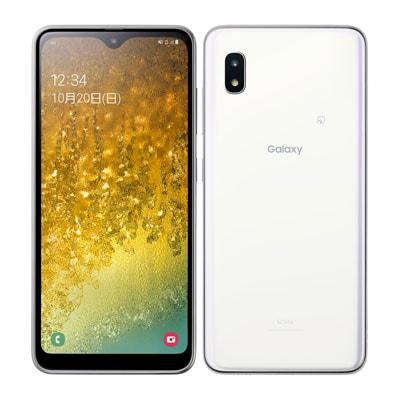 イオシス|【SIMロック解除済】au Galaxy A20 SCV46 White