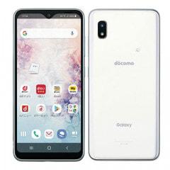 SAMSUNG 【SIMロック解除済】docomo Galaxy A20 SC-02M White