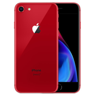 イオシス|【SIMロック解除済】【ネットワーク利用制限▲】au iPhone8 64GB A1906 (MRRY2J/A) レッド