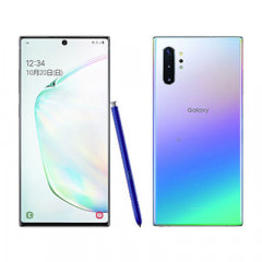 【SIMロック解除済】au Galaxy Note10+ (Plus) SCV45 Aura Glow