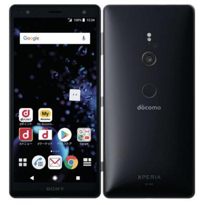 イオシス 【SIMロック解除済】【ネットワーク利用制限▲】docomo Sony Xperia XZ2 SO-03K Liquid Black