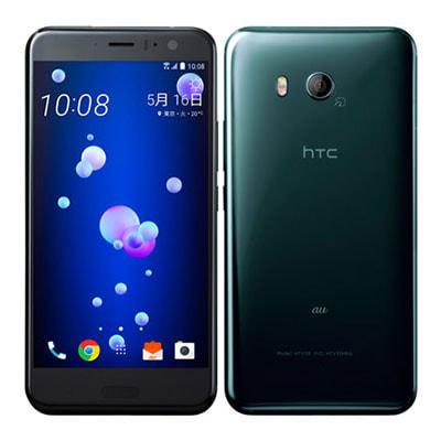 イオシス|【SIMロック解除済】【ネットワーク利用制限▲】au HTC U11 HTV33 ブリリアント ブラック