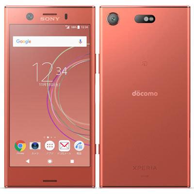 イオシス|【SIMロック解除済】【ネットワーク利用制限▲】docomo Xperia XZ1 Compact SO-02K Twilight Pink