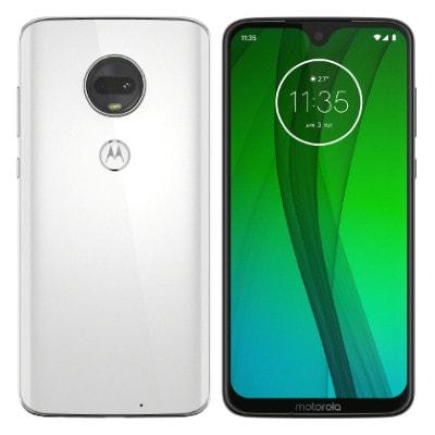 イオシス Motorola Moto G7 XT1962-5  [64GB ホワイト  国内版SIMフリー]