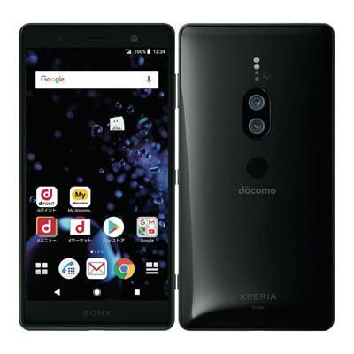 イオシス|【SIMロック解除済】docomo Sony Xperia XZ2 Premium SO-04K Chrome Black